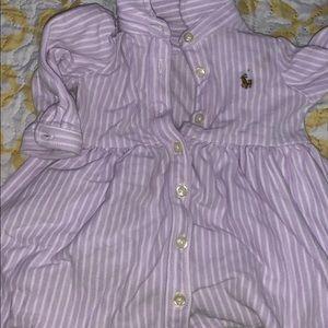 Ralph Lauren dress 3 Months